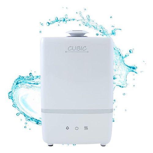 Airbi Cubic ultrahangos párásító készülék /Fehér/