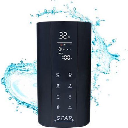 Airbi STAR ultrahangos párásító készülék, fekete