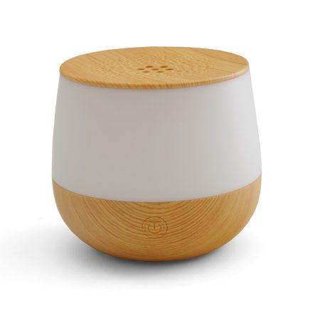Airbi LOTUS aroma diffúzor, világos fa