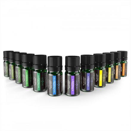 Anjou (AJ-PCN013) 12-féle illat, illóolaj csomag, 12x5ml