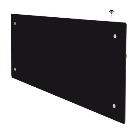 ADAX CLEA WiFi H 10 KWT WiFi fűtőpanel 1000W, fekete