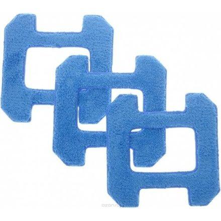 HOBOT mikroszálas KÉK törlőkendők HOBOT-268/288 robotokhoz (száraz tisztítás)