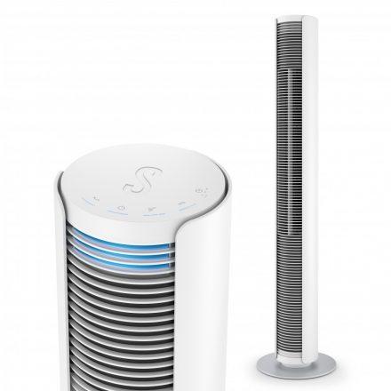 Stadler Form PETER forgó torony ventilátor (fehér)