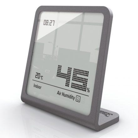 Stadler Form SELINA páratartalom mérő órával, titánium